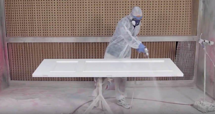 Cómo lacar puertas de madera