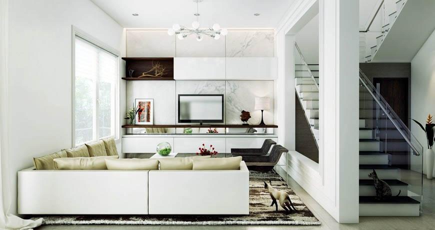 Artículo: Cosas a tener en cuenta para decorar tu hogar en blanco