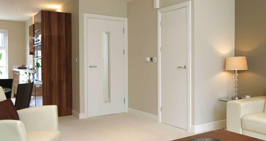 Artículo: Factores a tener en cuenta al elegir puertas lacadas blancas