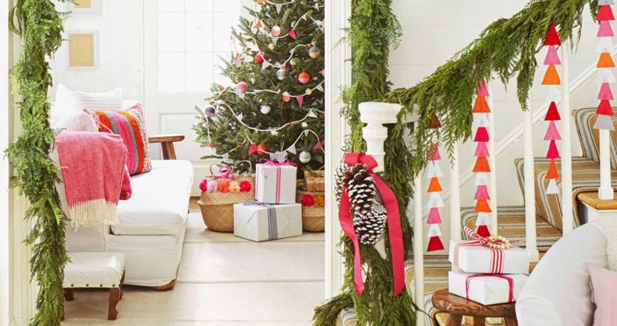 Ideas y tendencias para la decoración navideña