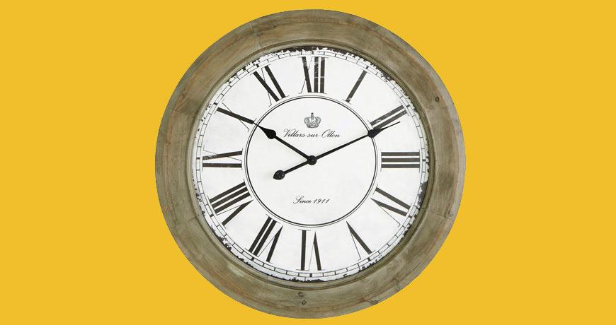 Artículo: Reloj de madera - Cómo se hace?