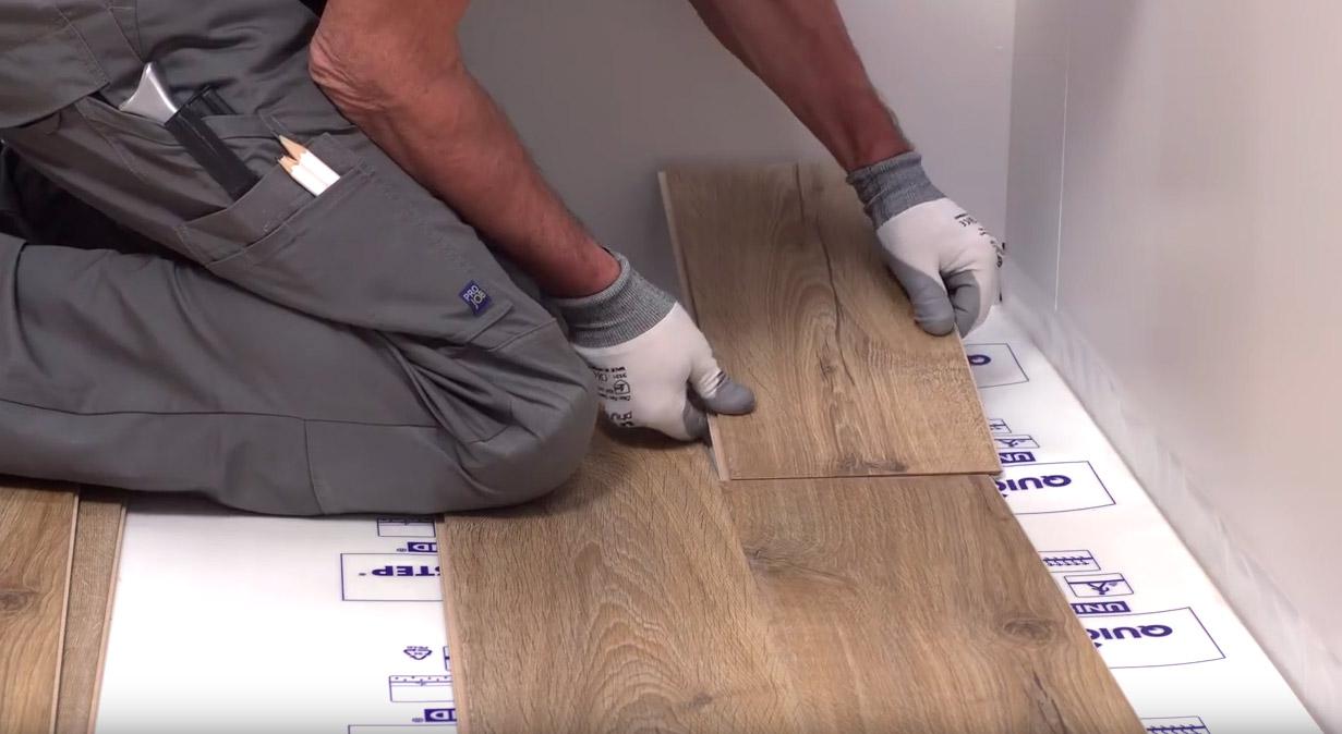 Cómo instalar un suelo laminado