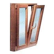 Ventanas de madera: Mod. Bramako - Ventana de Madera
