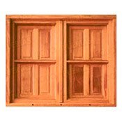 Ventanas de madera: Mod. Kabul - Ventana de Madera