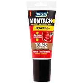 Adhesivos y Pegamentos CEYS:  Montack Exprés 260g