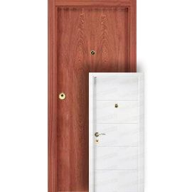 Puertas Baratas y Accesorios para puertas:  Mod. Islandia Sapelly/Dakar BL