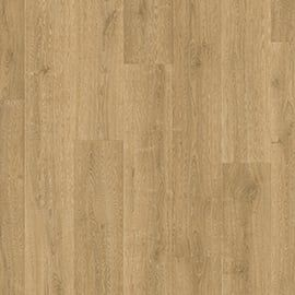 Suelos Laminados Quick-Step:  Roble Cepillado Cálido Natural