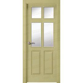 Puertas de Interior de Madera:  Mod. Malaui V4