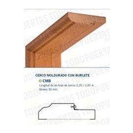 Puertas Baratas y Accesorios para puertas:  Cerco Mod. Burlete