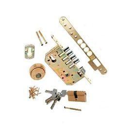 Herrajes para Puertas, Ventanas y Armarios de Madera:  Kit Mod. Nador