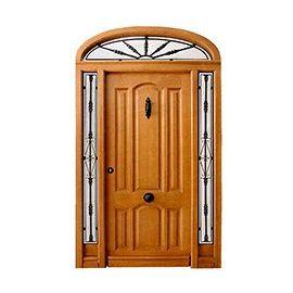 Puertas de Entrada y de Exterior de Madera:  Mod. Beauvoir