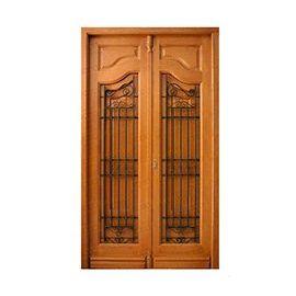 Puertas de Entrada y de Exterior de Madera:  Mod. Ockham