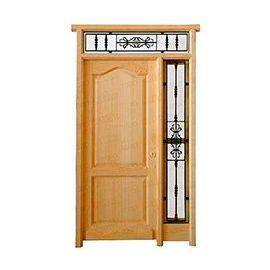 Puertas de Entrada y de Exterior de Madera:  Mod. Paine