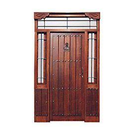 Puertas de Exterior y de Calle:  Mod. Lama