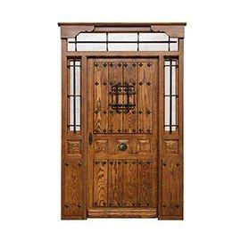 Puertas de Exterior y de Calle:  Mod. Pascal