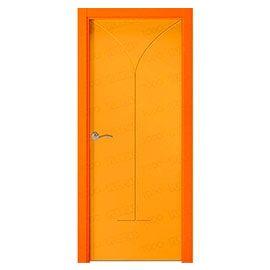 Puertas de Interior de Madera:  Mod. Mali