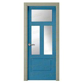 Puertas de Interior de Madera:  Mod. Boston V3