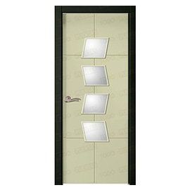 Puertas de Interior de Madera:  Mod. Calcuta BV4C