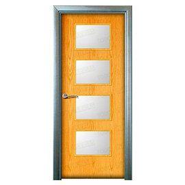 Puertas de Interior de Madera:  Mod. Topeka BV4
