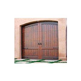 Puertas de Entrada y de Exterior de Madera:  Mod. Datsun