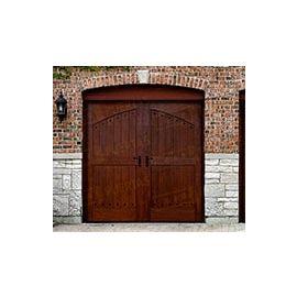 Puertas de Entrada y de Exterior de Madera:  Mod. Lozier