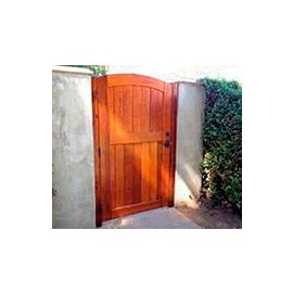 Puertas de Entrada y de Exterior de Madera:  Mod. Packard