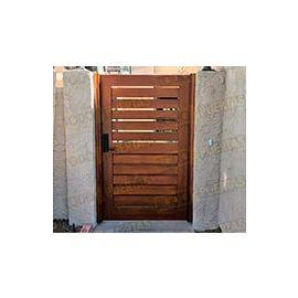 Puertas de Entrada y de Exterior de Madera:  Mod. Rambler
