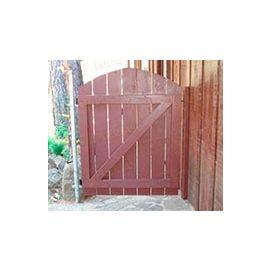 Puertas de Entrada y de Exterior de Madera:  Mod. Revere