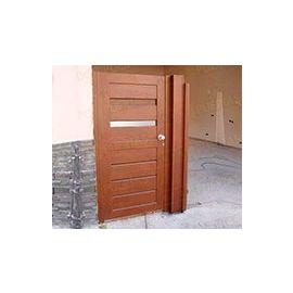 Puertas de Entrada y de Exterior de Madera:  Mod. Rockne