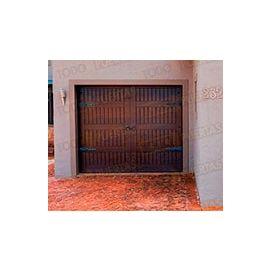 Puertas de Entrada y de Exterior de Madera:  Mod. Velie