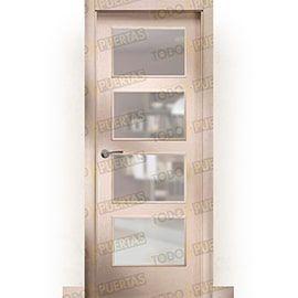 Puertas Baratas y Accesorios para puertas:  Puerta Block de Alta Calidad Mod. Acrópolis BV4