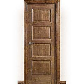 Puertas Baratas y Accesorios para puertas:  Puerta Block de Alta Calidad Mod. Acrópolis Nogal