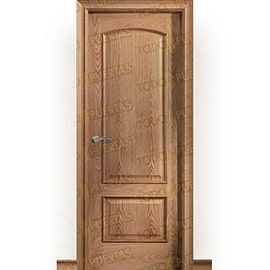 Puertas Clásicas de Madera:  Puerta Block de Alta Calidad Mod. Alhambra