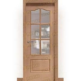 Puertas Baratas y Accesorios para puertas:  Puerta Block de Alta Calidad Mod. Chichen Itza V6