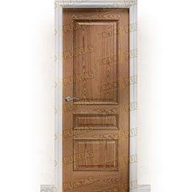 Puertas Clásicas de Madera:  Puerta Block de Alta Calidad Mod. Giralda