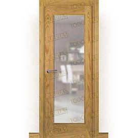 Puertas Clásicas de Madera:  Puerta Block de Alta Calidad Mod. Guidestones V1