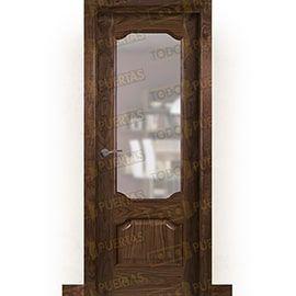 Puertas Clásicas de Madera:  Puerta Block de Alta Calidad Mod. Potala ZV1