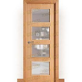 Puertas Baratas y Accesorios para puertas:  Puerta Block de Alta Calidad Mod. Stonehenge BV4