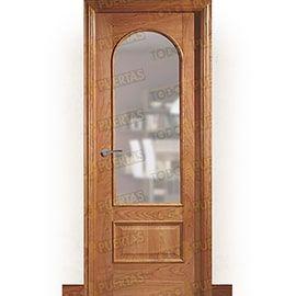Puertas Clásicas de Madera:  Puerta Block de Alta Calidad Mod. Taj Mahal ZV1