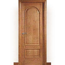 Puertas Clásicas de Madera:  Puerta Block de Alta Calidad Mod. Taj Mahal