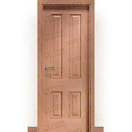 Puertas Baratas y Accesorios para puertas:  Puerta Block de Alta Calidad Mod. Uxmal