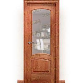 Puertas de Interior de Madera:  Puerta Block de Alta Calidad Mod. Zigurat ZV1