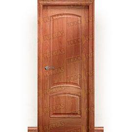 Puertas Clásicas de Madera:  Puerta Block de Alta Calidad Mod. Zigurat