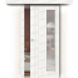 Puertas Baratas y Accesorios para puertas:  Puerta Corredera sin Obra Mod. Álava V1L