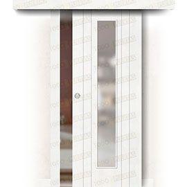 Puertas Baratas y Accesorios para puertas:  Puerta Corredera sin Obra Mod. Castellón V1C