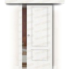 Puertas Baratas y Accesorios para puertas:  Puerta Corredera sin Obra Mod. Gabón