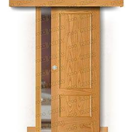 Puertas Baratas y Accesorios para puertas:  Puerta Corredera sin Obra Mod. Machu Picchu