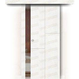 Puertas Baratas y Accesorios para puertas:  Puerta Corredera sin Obra Mod. Ruanda