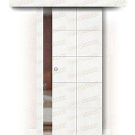 Puertas Correderas de Madera:  Puerta Corredera sin Obra Mod. Seúl