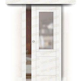 Puertas Baratas y Accesorios para puertas:  Puerta Corredera sin Obra Mod. Songo ZV1